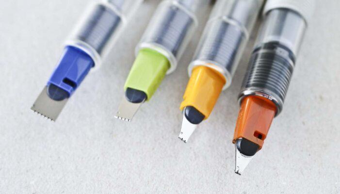Pilot Parallel Pen Spidser