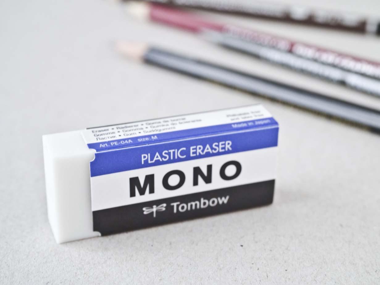 Tombow Plastic Eraser
