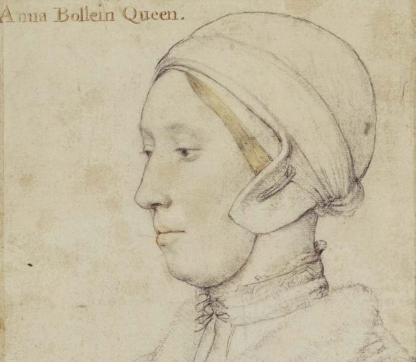 hans holbein the younger queen anne boleyn
