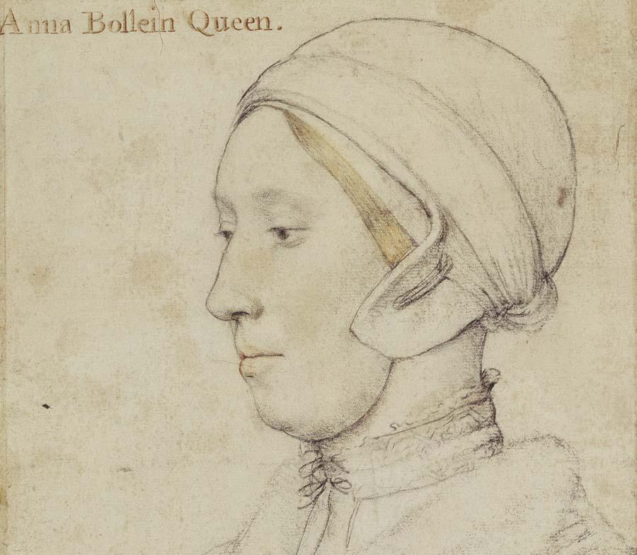 hans holbein the younger queen anne boleyn