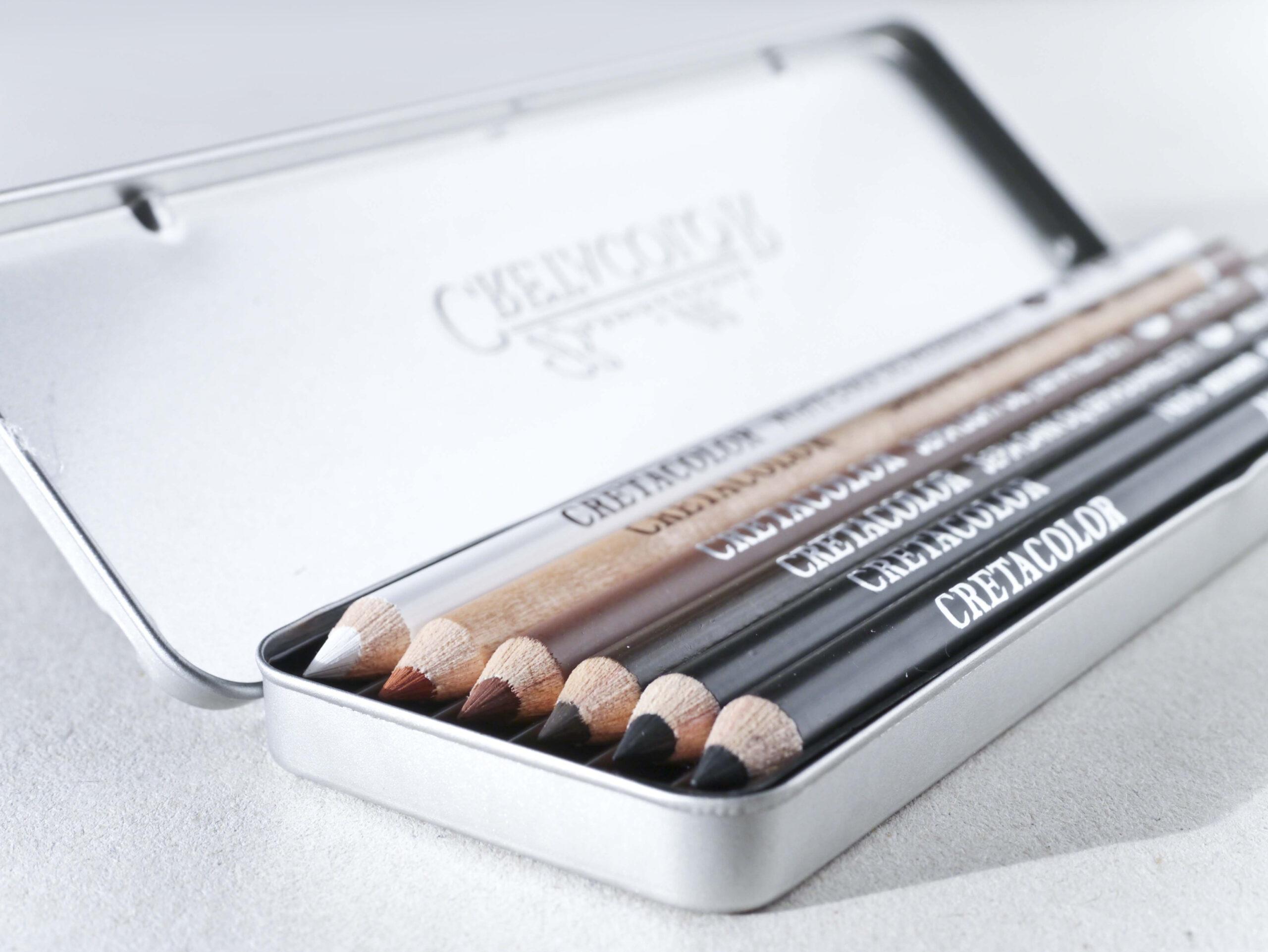 Cretacolor Oil Pencil Set