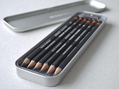 Derwent Graphic Sæt med 6 blyanter