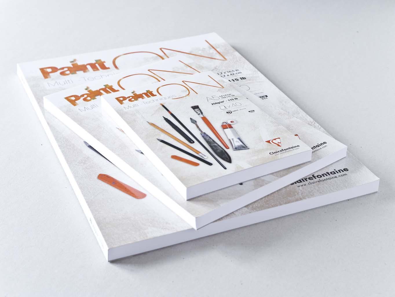 Papir & Blokke