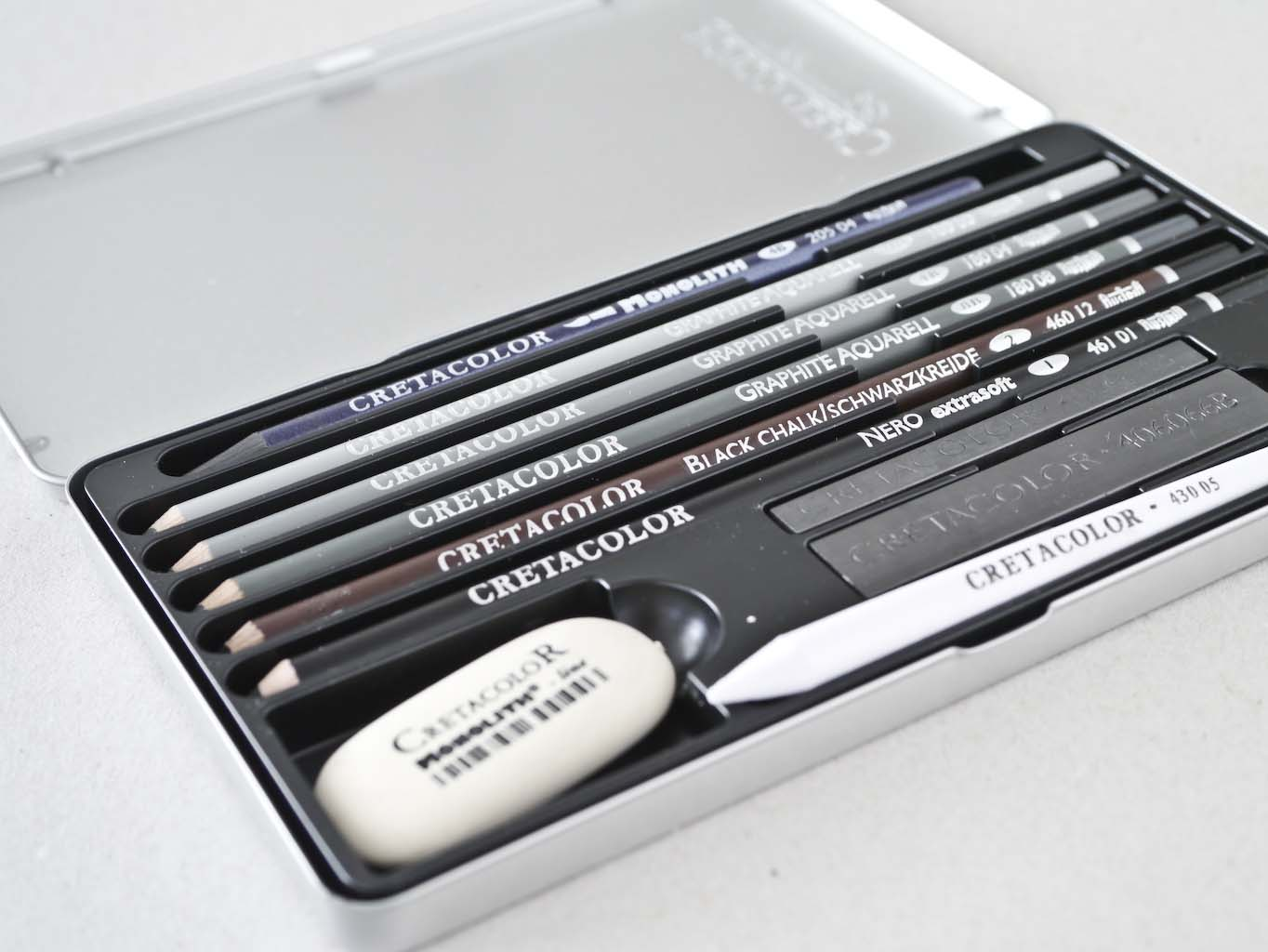 Cretacolor Artino Graphite Drawing Set