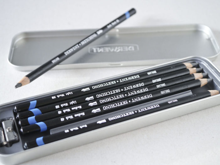 Derwent Watersoluble Sketching Pencil
