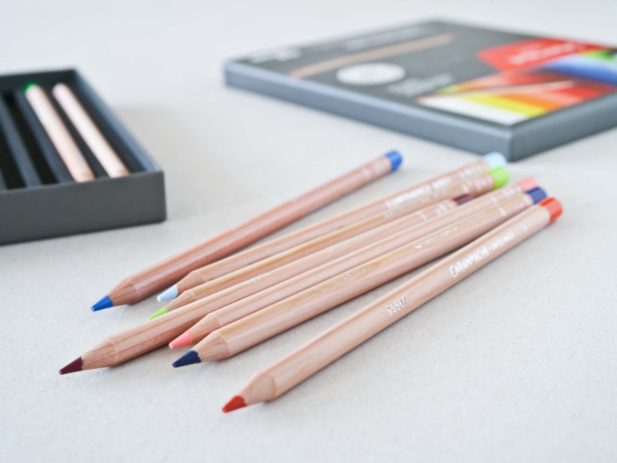 Pastel- & Farveblyanter